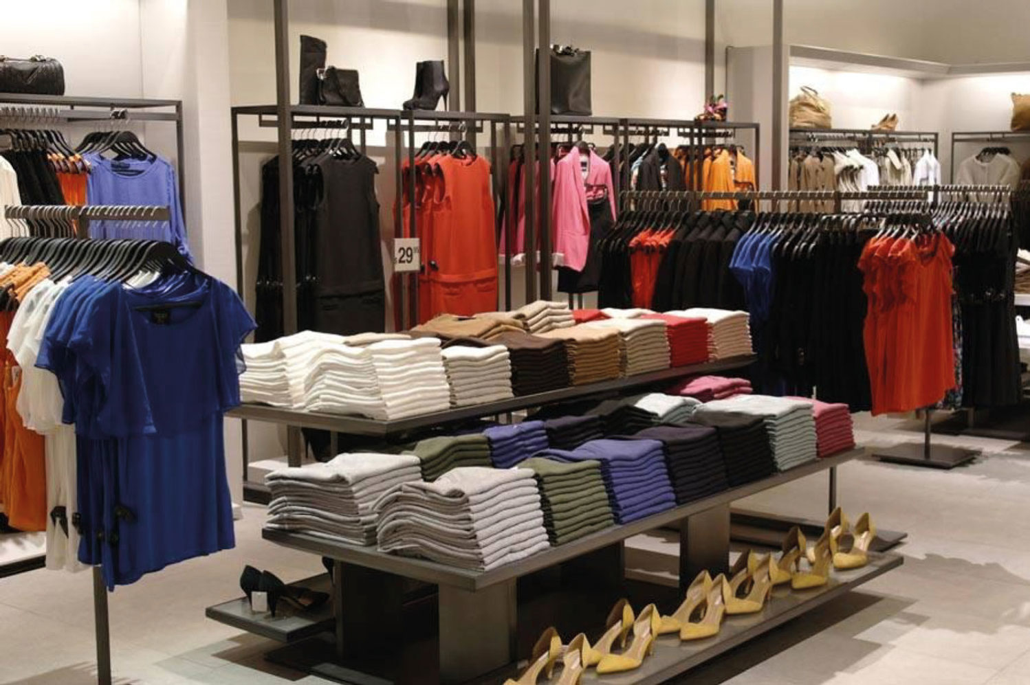 RFID | Magasin retail 2