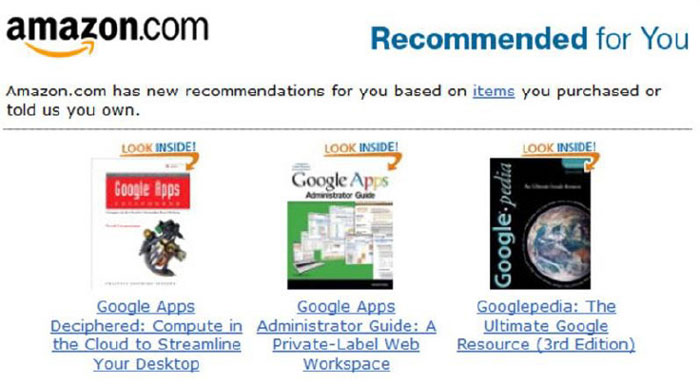 RFID | Internet recommendation