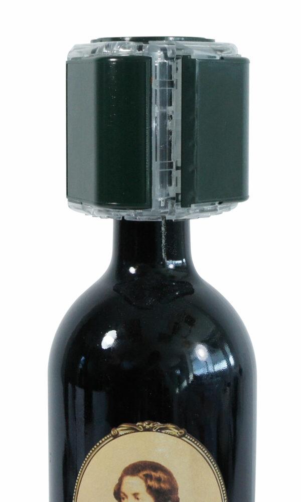 Colfors sur bouteille