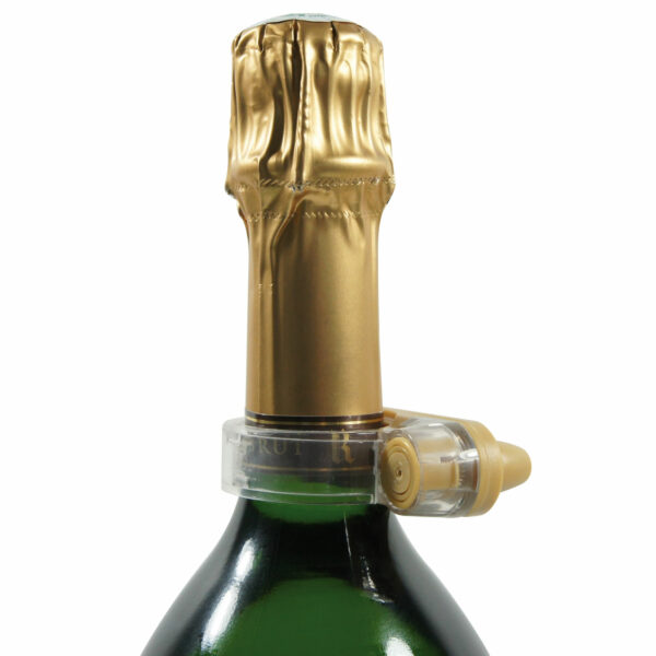 Forstag Champagne sur bouteille