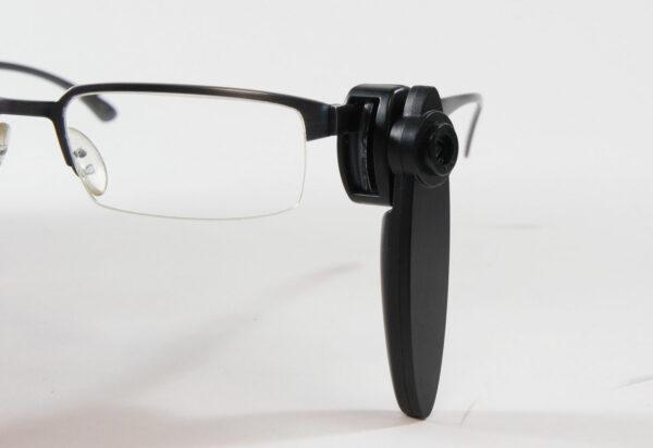 Antivol lunettes en situation