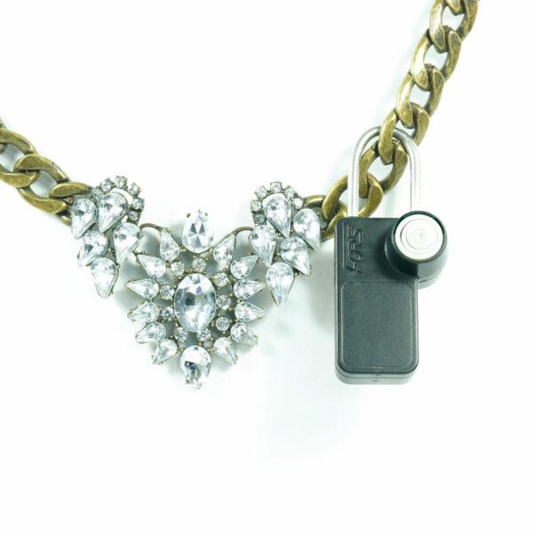 Padlock 3 sur bijoux