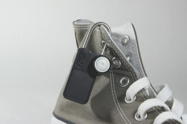 Padlock 3 sur chaussures