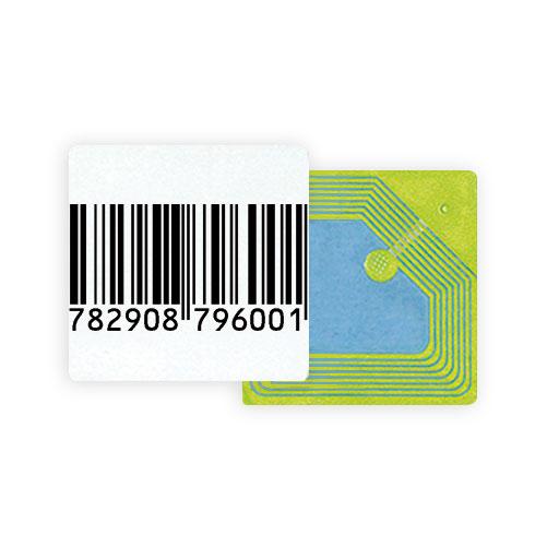 Étiquette RF Code Barre