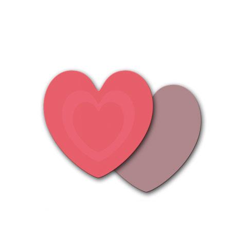 Étiquette RF Coeur