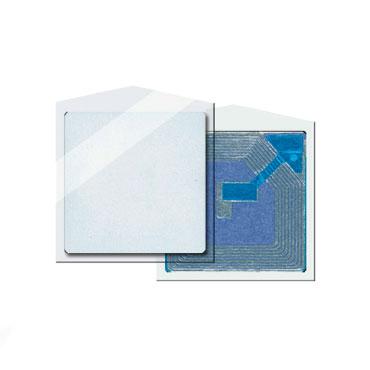 Étiquette RF insert plastifié