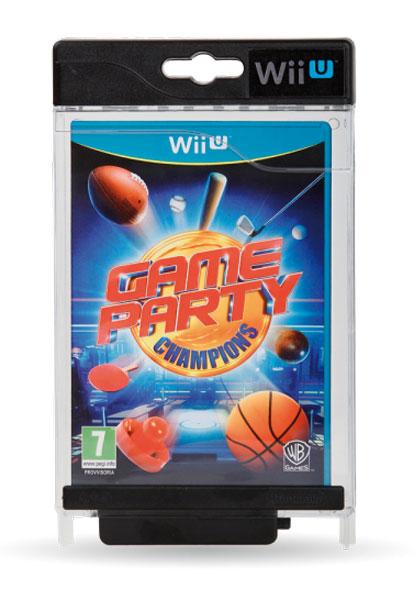 Boîtier personnalisé | Wii U