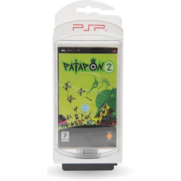 Boîtier Jeu PSP 2