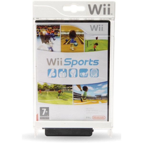 Boîtier Jeu Wii