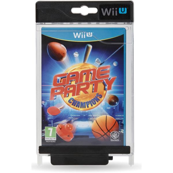 Boîtier Jeu Wii U