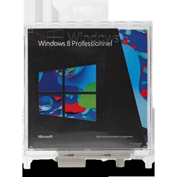Boitier Microsoft Windows 8