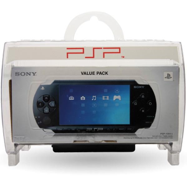 Boîtier PSP Console