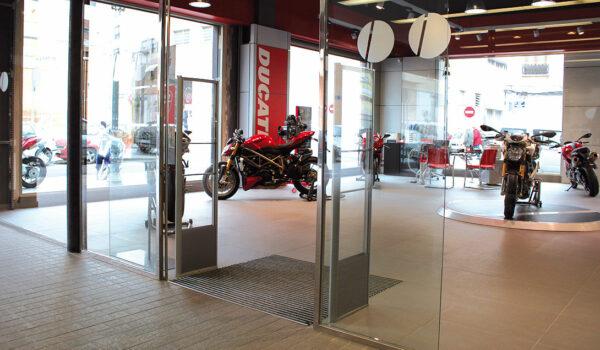 Tempo magasin moto